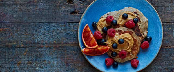 5 Pancake Recipes That Won't Expand Your Waistline