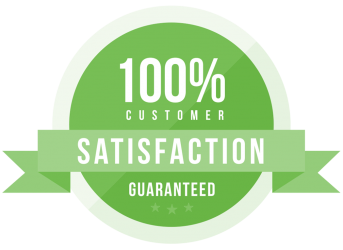 100%-Customer-Satisfaction-Guaranteed-Green